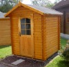 Casetas de jardin de madera ofertas for Oferta caseta jardin