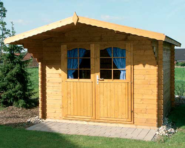 Casetas de jardin 28mm casas de madera casetas de for Casetas jardin resina baratas