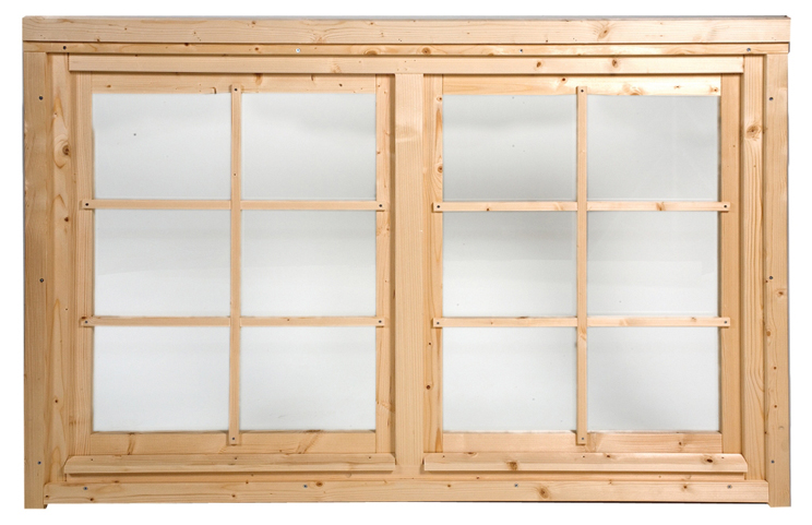 Venta de ventana de madera modelo 2a 28 40 mm - Ventanas madera precios ...